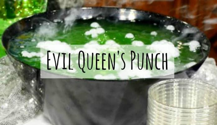 Evil Queen's Punch Recipe