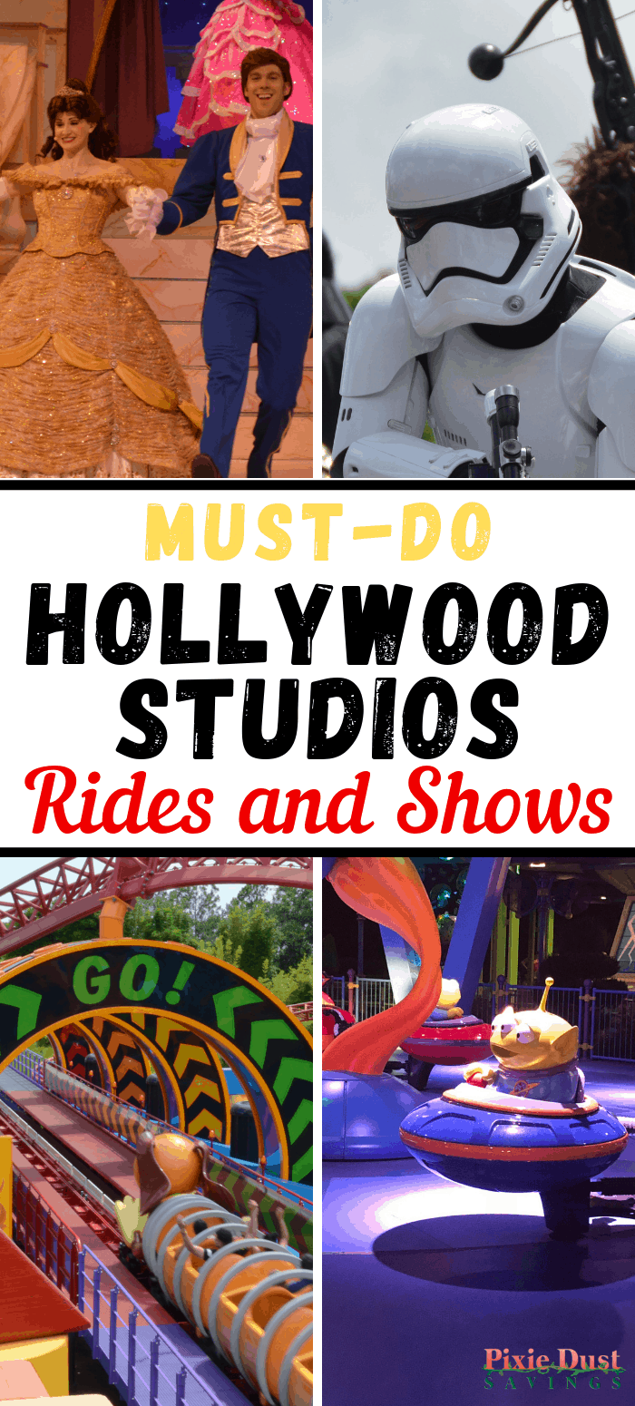 Top things to do at Hollywood Studios