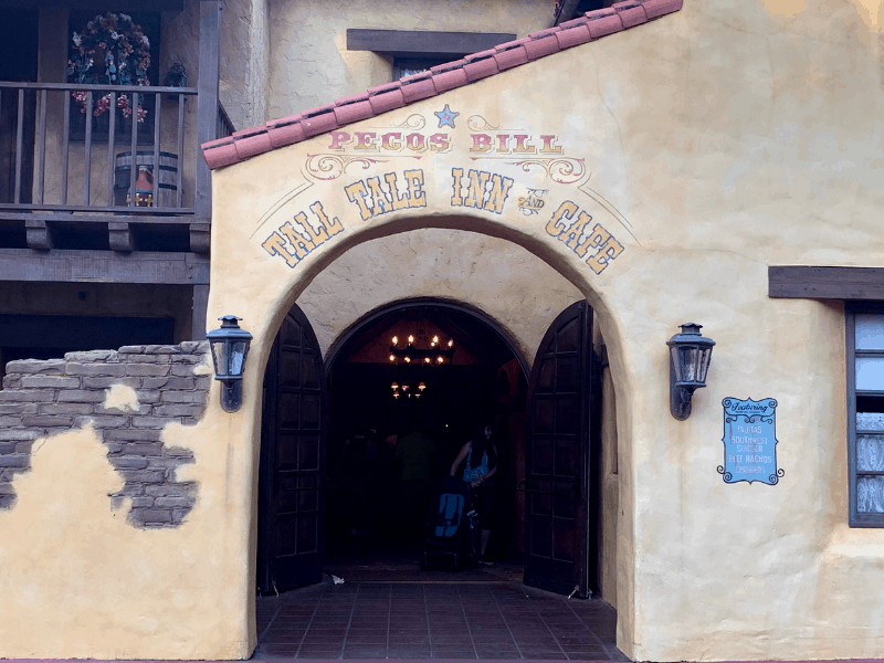Pecos Bill Tall Tale Inn and Cafe