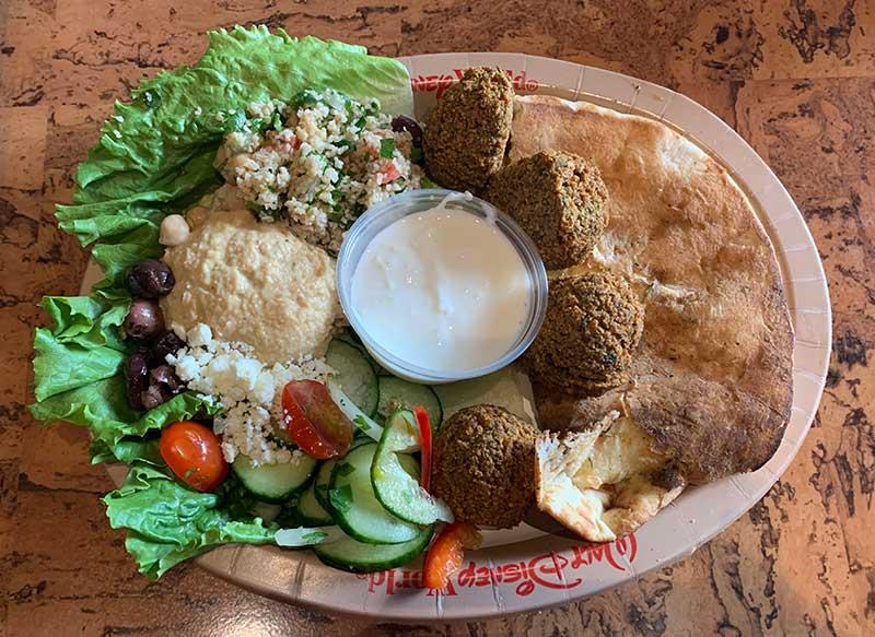 Vegetarian Falafel Bites
