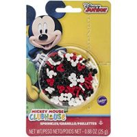 Wilton Mickey Mouse Sprinkles