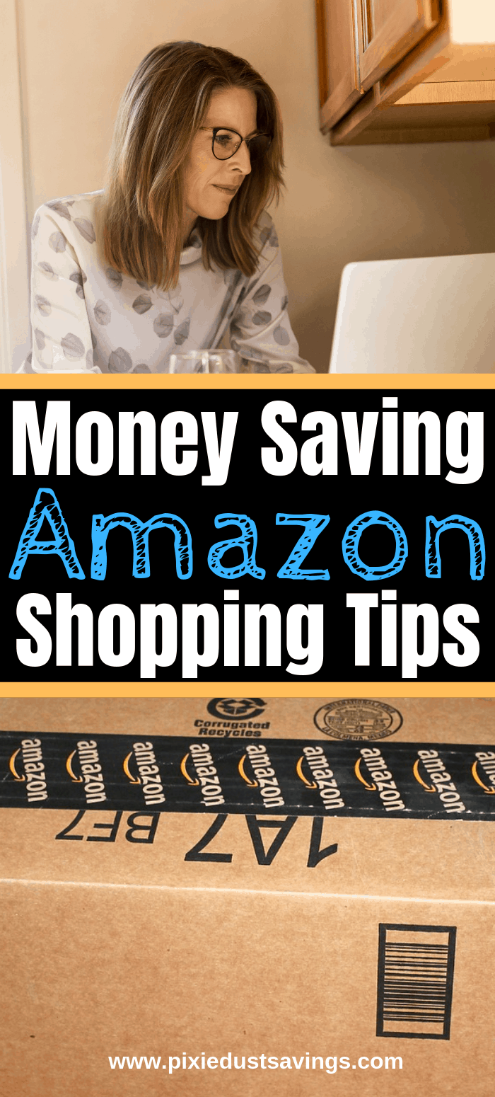 Money Saving Amazon Shopping Tips