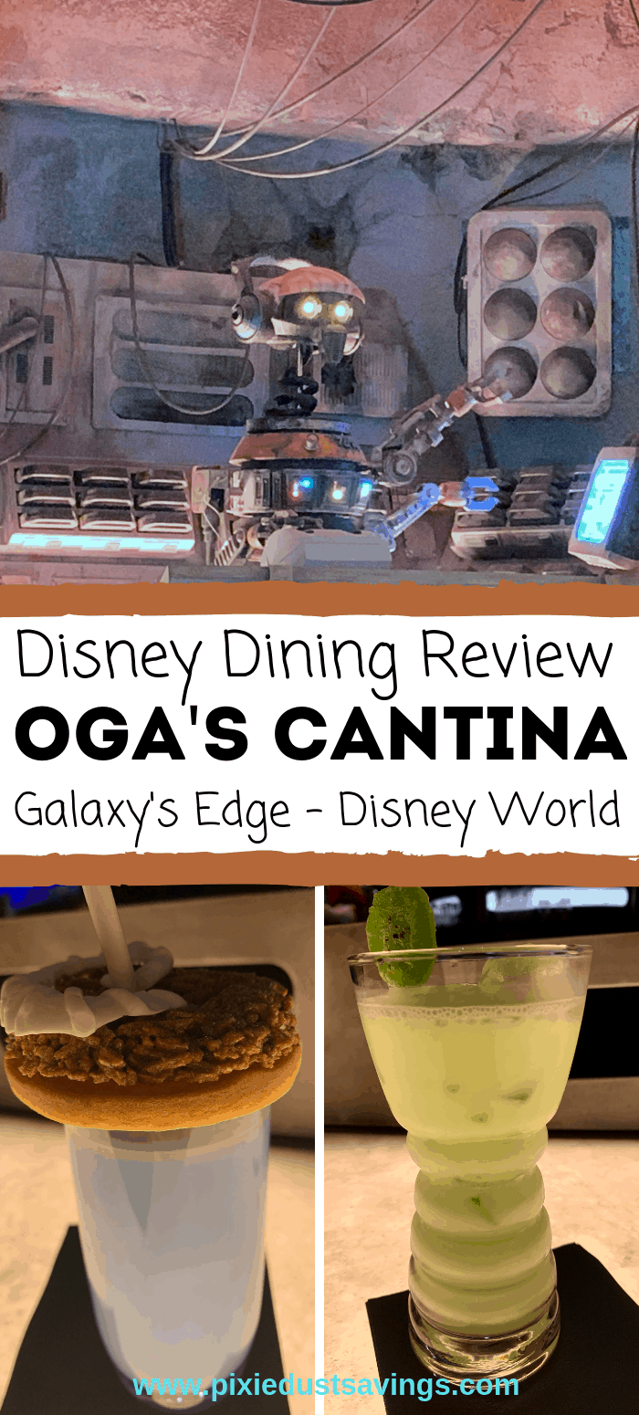 Oga's Cantina Review