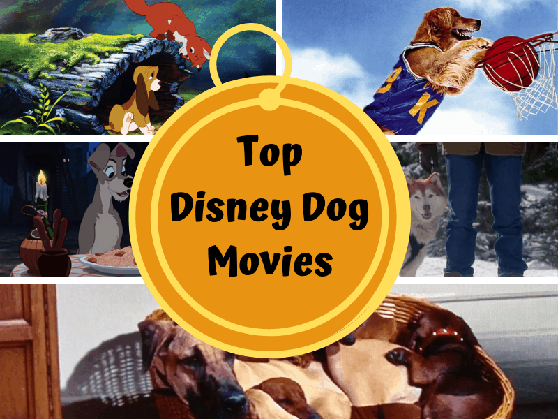 Disney Dog Movies