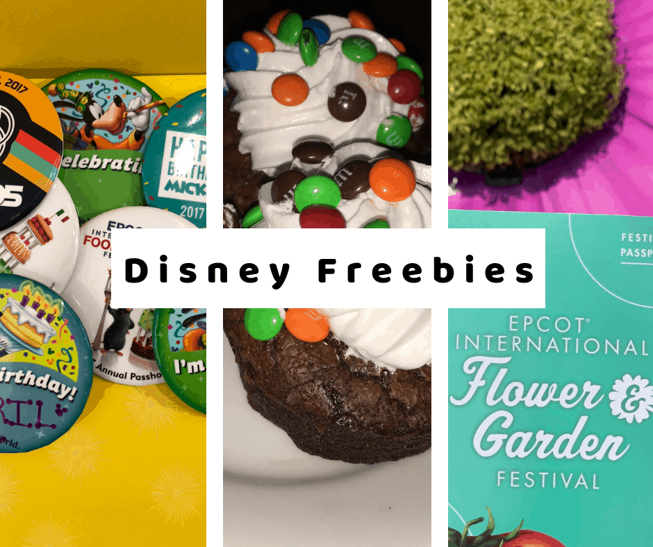 Disney Freebies