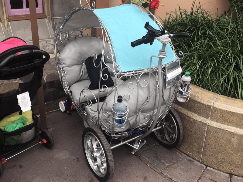 Cinderella Carriage Stroller