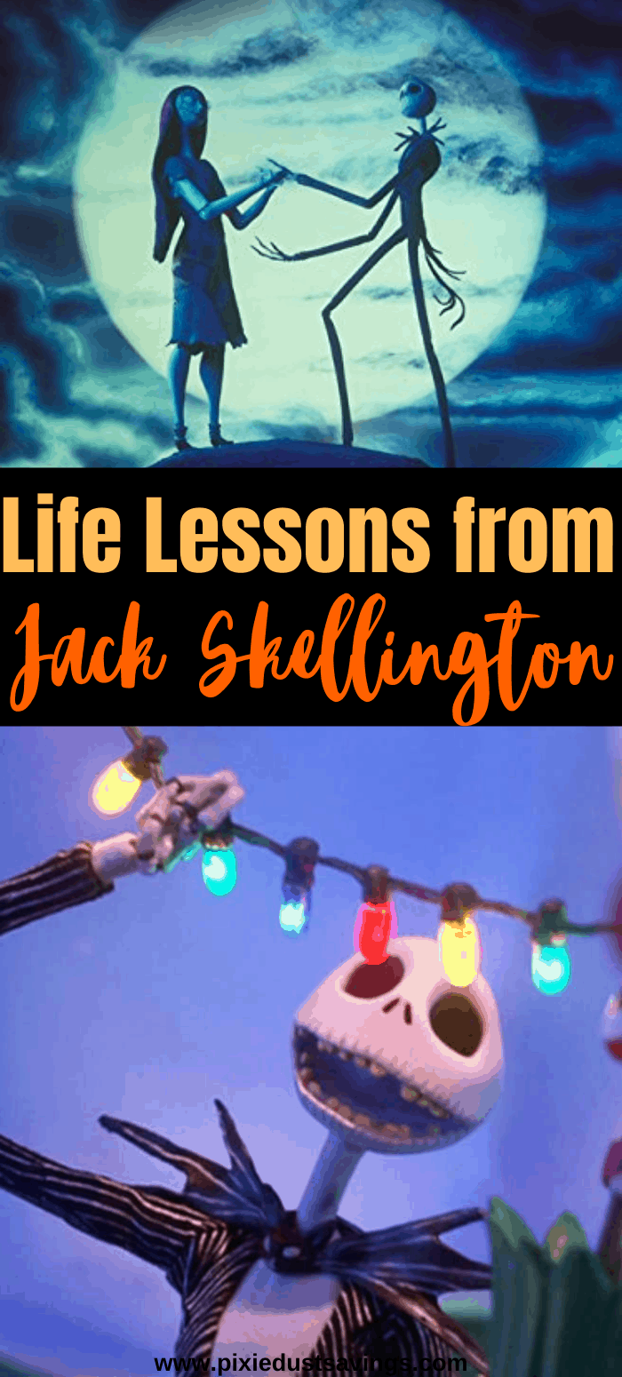 Life Lessons from Jack Skellington