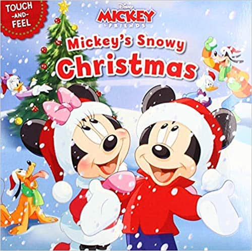 Mickey & Friends Mickey's Snowy Christmas (Disney Mickey & Friends)