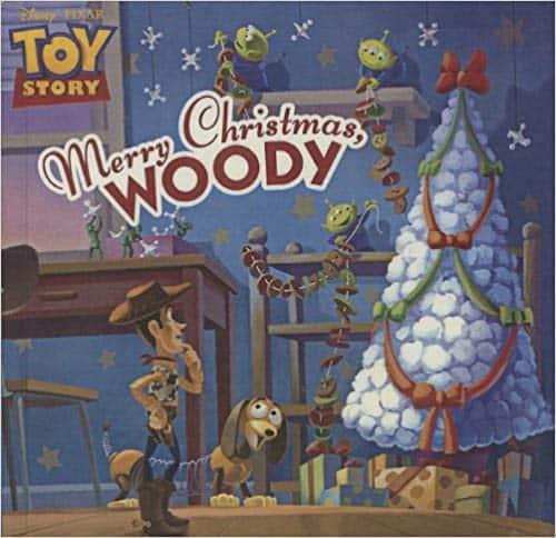 Merry Christmas, Woody (Turtleback School & Library Binding Edition) (Pictureback Books)