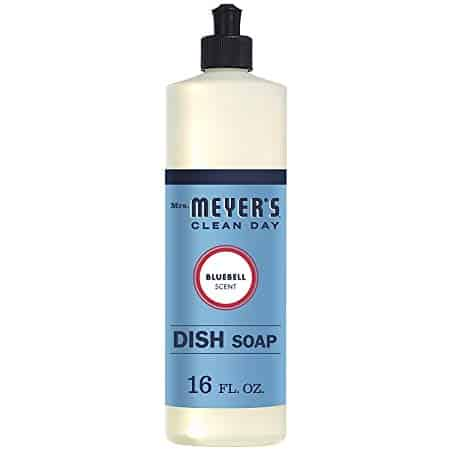 Mrs. Meyer's Clean Day Liquid Dish Soap,