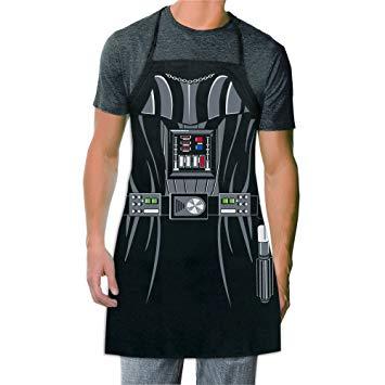 Star Wars - Darth Vader Adult Size 100% Cotton Adjustable Black Apron