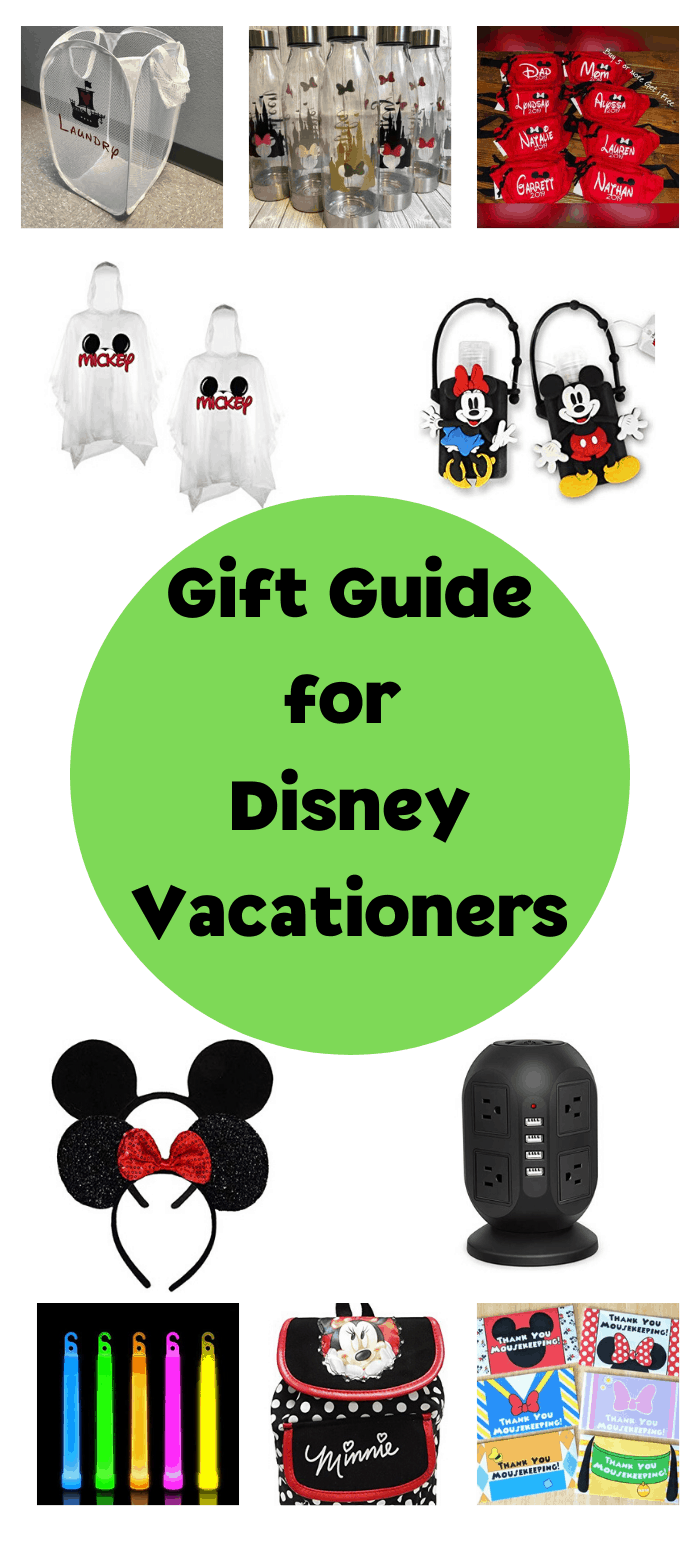 Gift Guide for Disney Vacationers