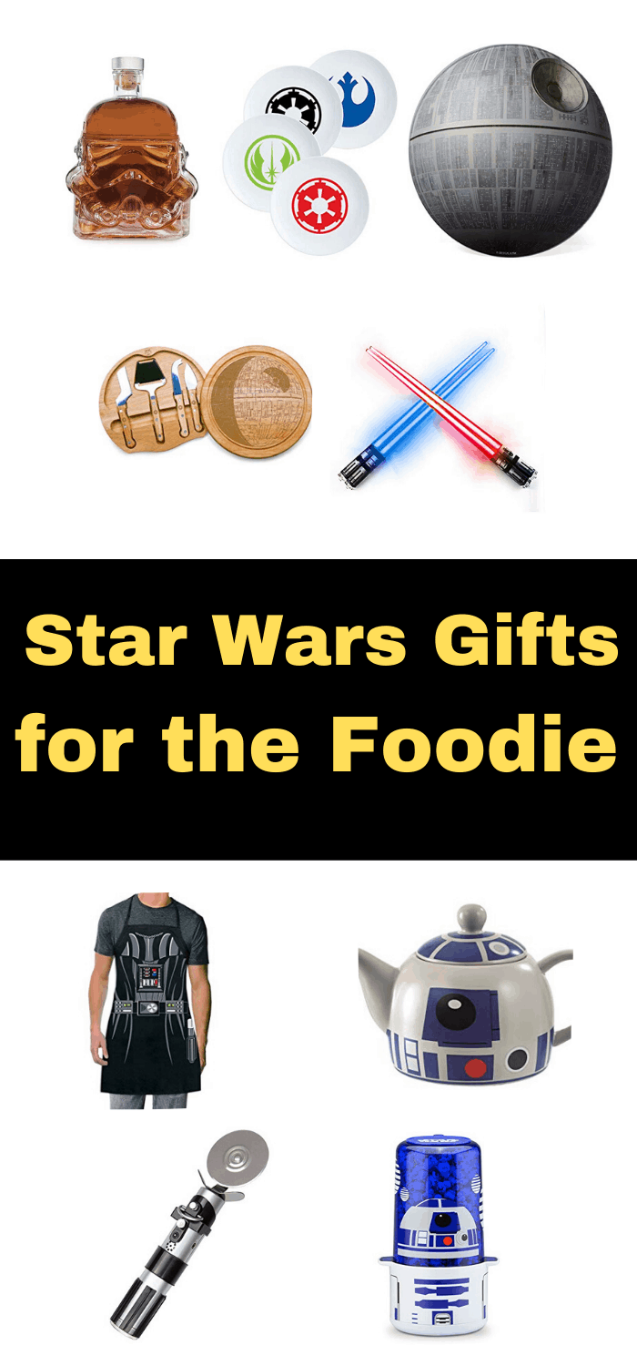 Star Wars Gifts for the Foodie