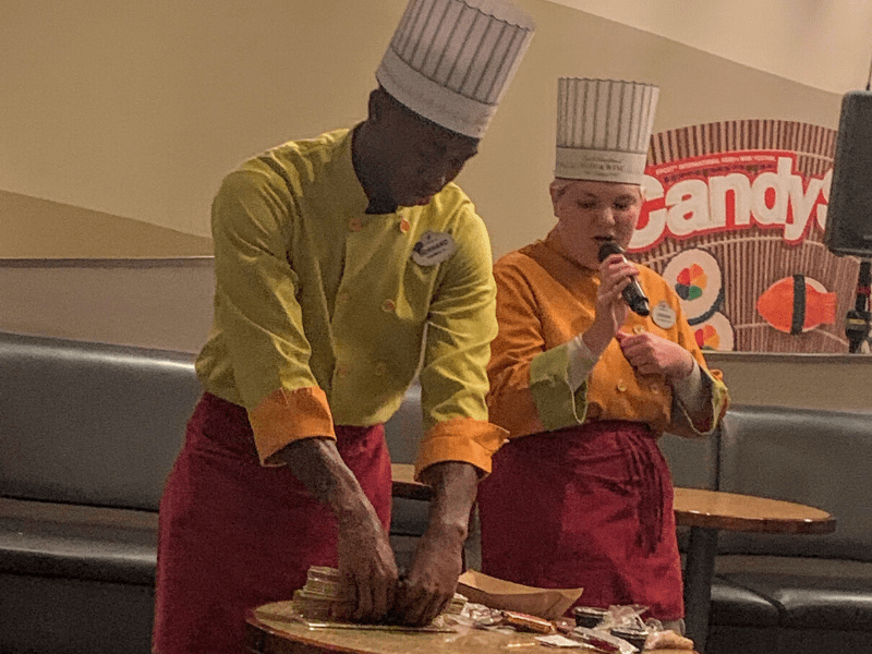 candy Sushi instructors