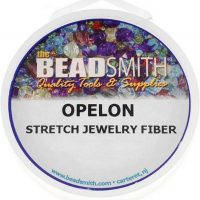 Beadaholique Opelon Floss Stretch Bead Cord