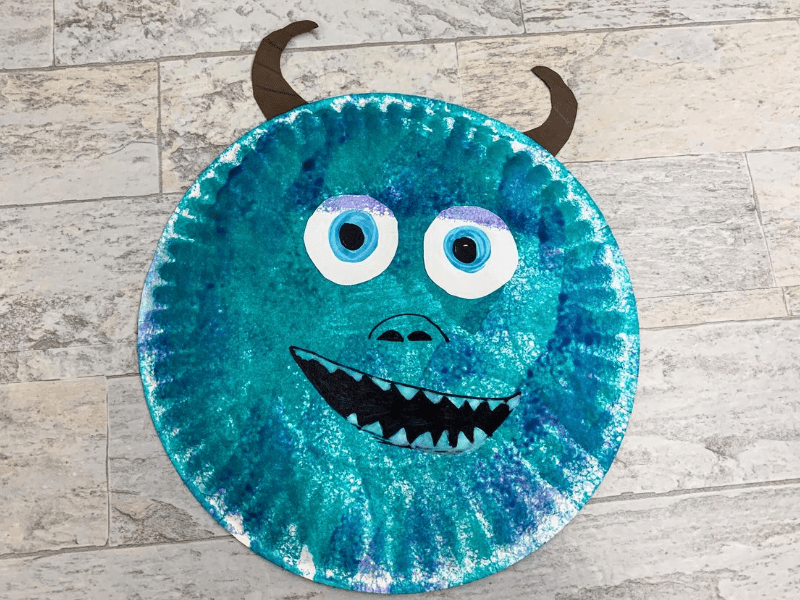 Paper Plate Sulley