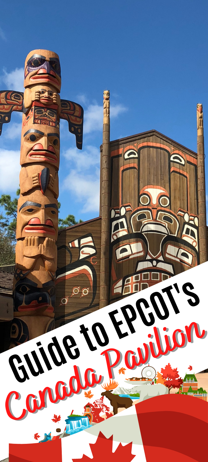 Guide to Epcot's Canada Pavilion
