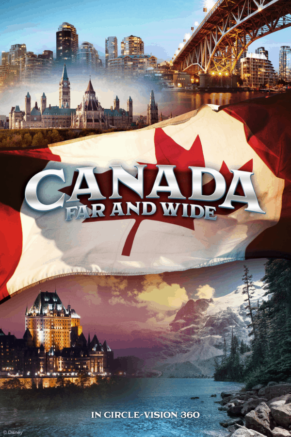 Movie Poster for Canada Far & Wide