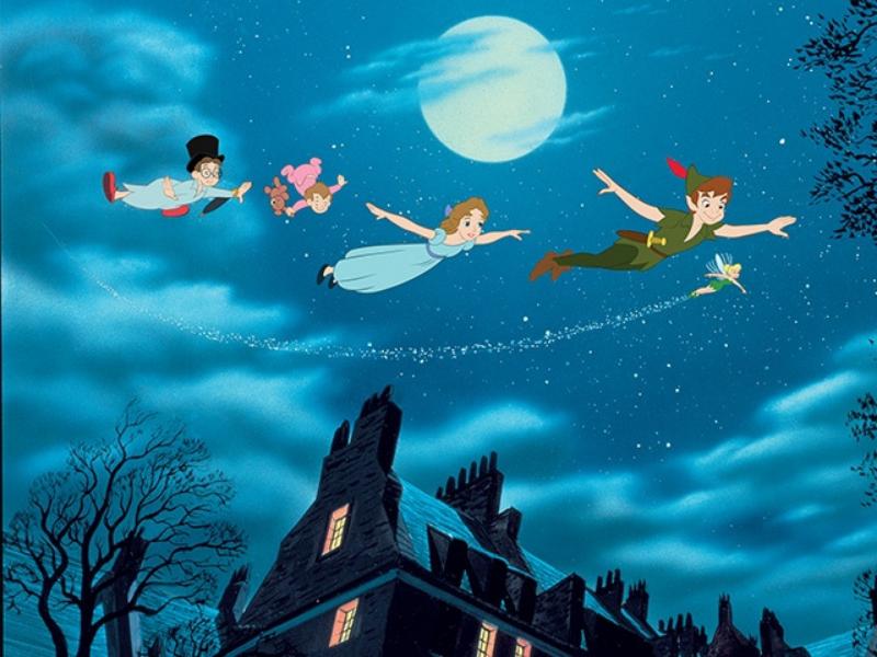Disney's Peter Pan Trivia